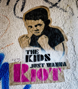 #0017 The Kids Just Wanna Riot
