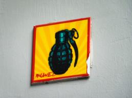 #0036 Grenade