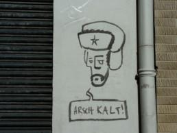 #0059 Arsch Kalt!