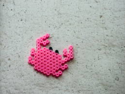#0143 Bead Crab