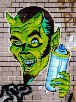 #0163 Spray Devil