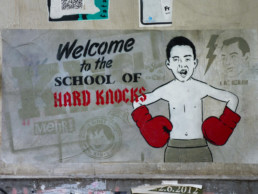 #0166 Welcome to the School of Hard Knocks