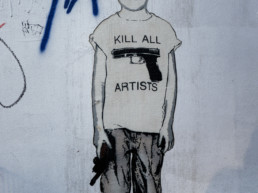 #0171 Kill All Artists