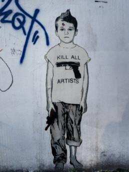 #0171 Kill All Artists