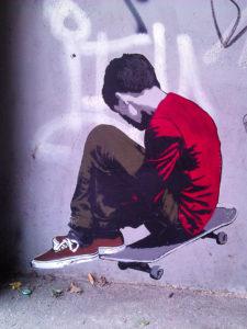 #0197 Skater Boy