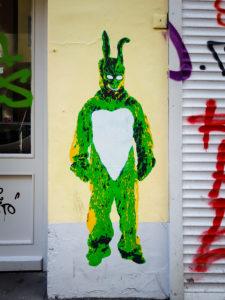 #0241 Zombie-Rabbit of Love