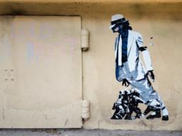 #0215 Bolster Michael Jackson