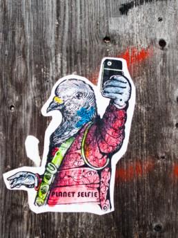 #0268 Planet Selfie