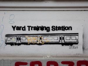 #0293 Yard Training Station