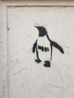 #0447 Penguin