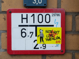 #0453 Hate art, love vandalism