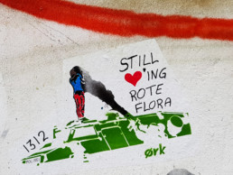 #0457 Still loving Rote Flora