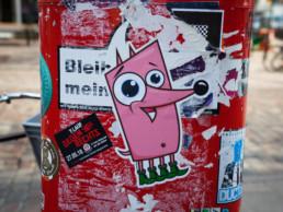 #0467 Pinky Ponko