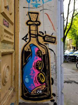 #0489 Tentacle in a bottle