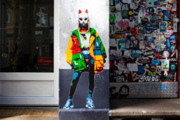 #0533 Paste-Up by Marshal Arts, Hamburg 2019
