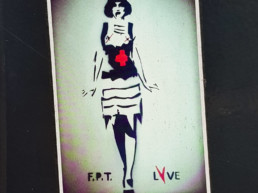 #0552 Nurse - Sticker by F.P.T. Live, Itzehoe 2019